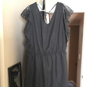 Merona Black Summer Dress